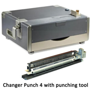 Changer Punch 4 with punching tool
