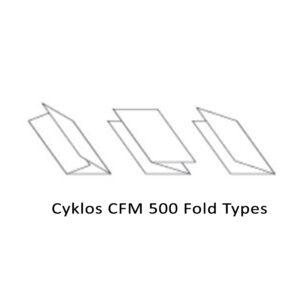Cyklos CFM500 Paper Folder