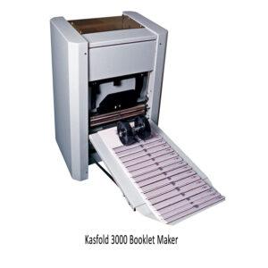 Kasfold 3000 Booklet Maker