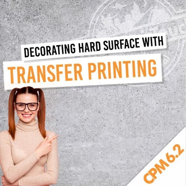 Magic Touch CPM6.2 Laser transfer Paper