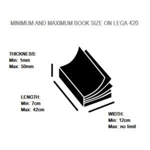 Mamo Lega 420 specification