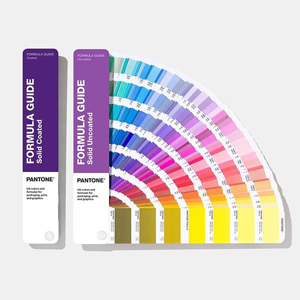 Pantone Colour Formula Giide