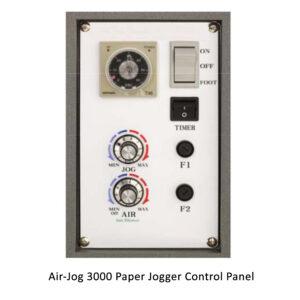 Paper Jogger PJ3000 panel