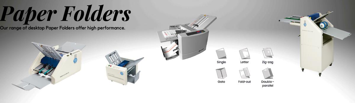 Desktop Paper folders range Walter Nash