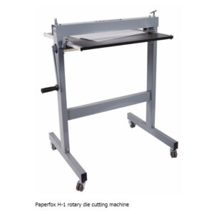 Paperfox H-1 Rotary die cutting machine