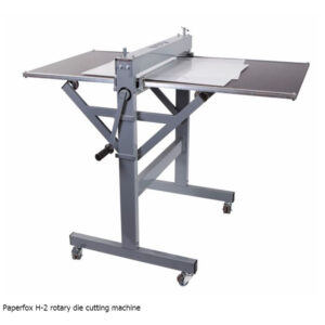 Paperfox H-2 roary die cutting machie