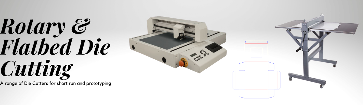 Rotary and Flatbed Die Cutter