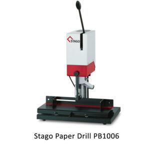 Stago Paper Drill PB1006