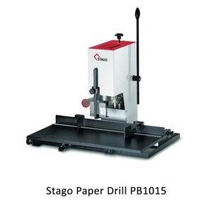Stago Paper Drill PB1015