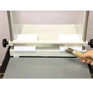 Sterling Padding Press Padding Glue application