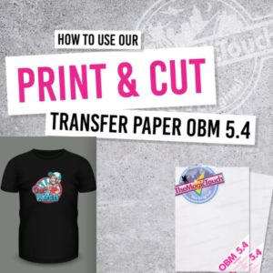 Magic Touch OBM 5.4 Print and Cut