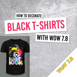 Magic Touch WoW Laser transfer Paper
