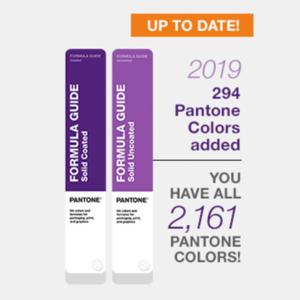 Pantone Solid Colours