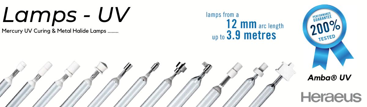 Flexo Lamps - UV