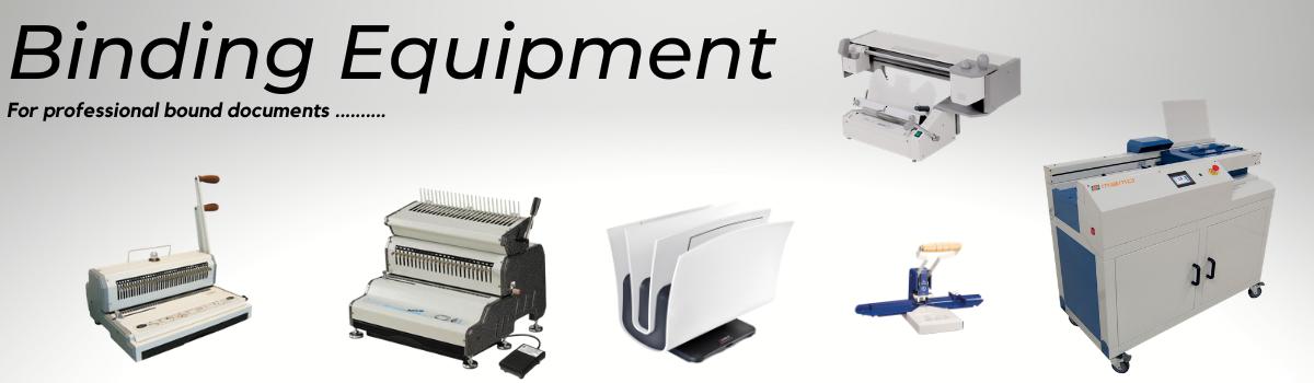 Binding Equipment