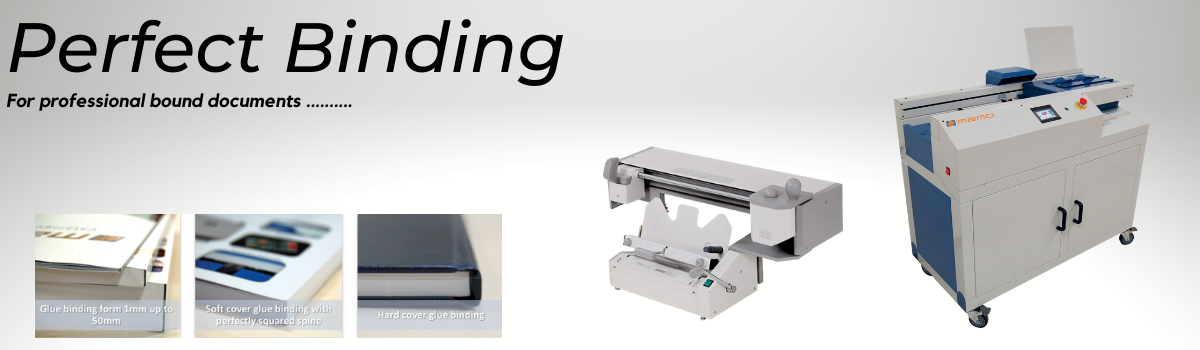 Perfect Binding Book production