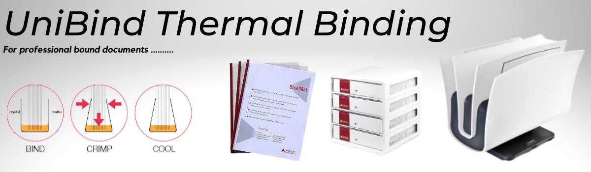 UniBind Thermal Binding
