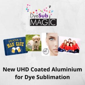 UHD Coated Aluminium Panels
