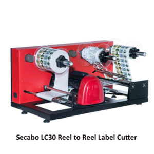 Secabo LC30 Roll Label Cutter